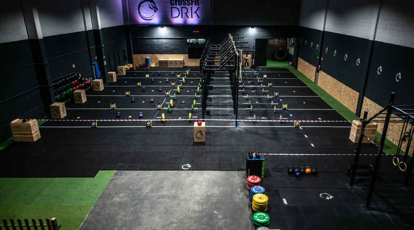 Vista general CrossFit DRK