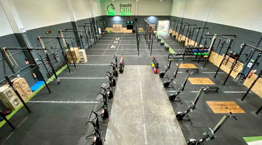 CrossFit DRK en Bergondo - Coruña