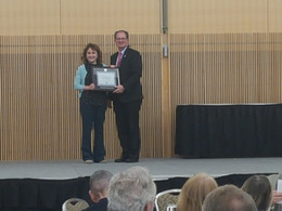 Congrats Carol Madill, Citation of Excellence Winner!