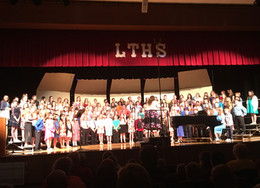Fantastic job PMEA Chorus Fest Singers!