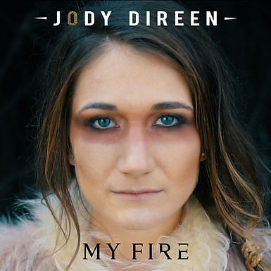 Jody Direen My Fire Single Cover