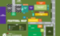 Top Paddock Music Festival Map