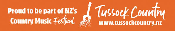 Tussock Country - Proud to be part of NZ's Country Music Festival