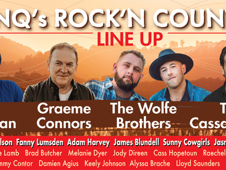 North Queenslands Rockin' Country Music Festival