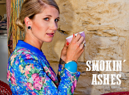 "NEW ALBUM ""SMOKIN' ASHES"" DROPS JULY 3"