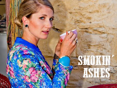 "NEW ALBUM ""SMOKIN' ASHES"" DROPS JULY 3"