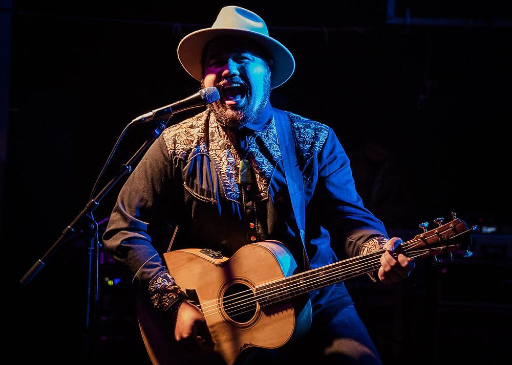 Jaydin Shingleton Country Music Artist Top Paddock Music Festival Gore Stadium