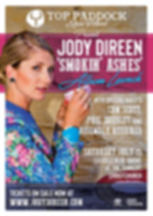 JodyDireen_AlbumLaunchPoster_with logo_D