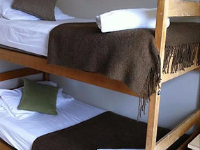 Bunk bed hostel accommodation in Wanaka and lake Hawea