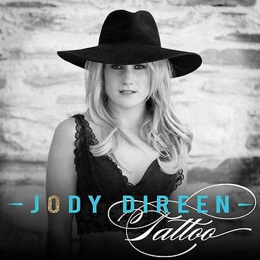 Jody Direen Tattoo Single Cover
