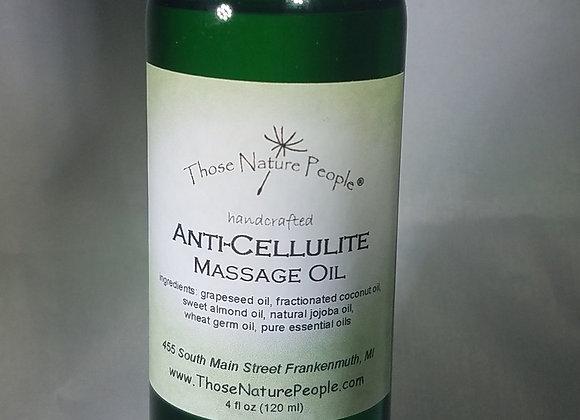 Anti-Cellulite Massage Oil