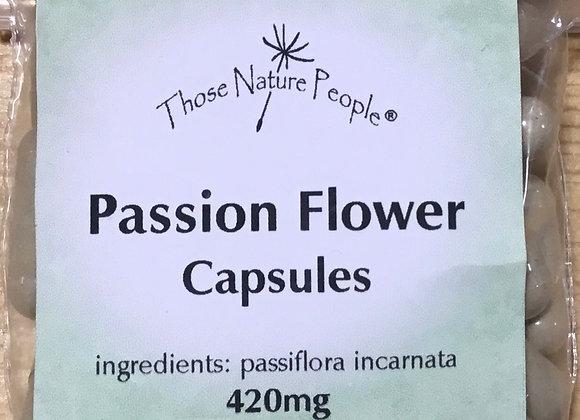 Passion Flower Capsules