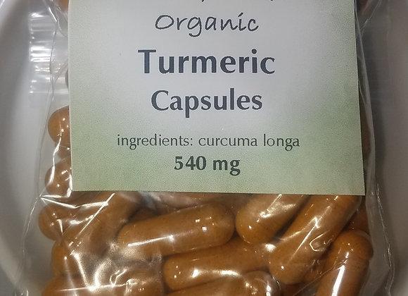 Turmeric Capsules - 540mg
