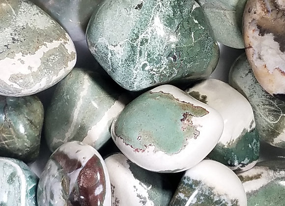 Green Sardonyx Tumbled