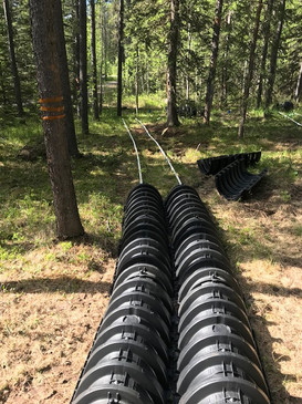 Greyline Contracting - Septic System