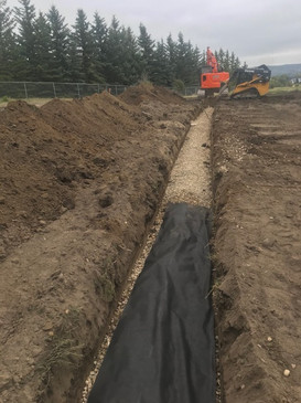 Grayline Contracting - Septic System