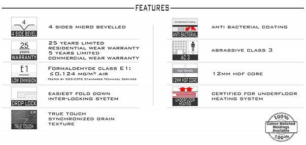 Unifloor Urban Prestige EC Premium info.