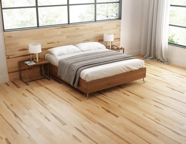 Lauzon Essential Hard Maple Natural Room