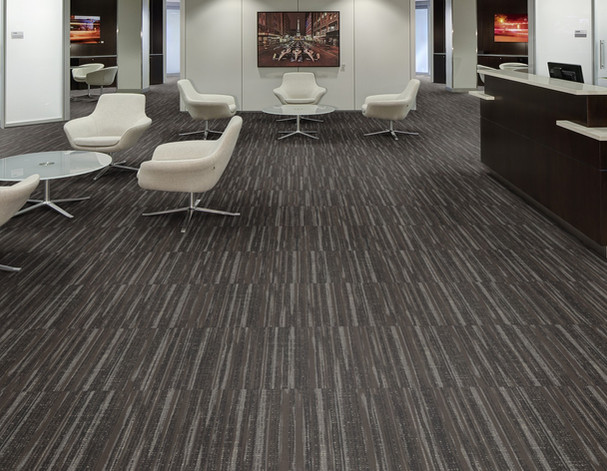 Milliken Carpet Tile Free Flow Formation