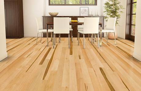 Lauzon Essential Hard Maple Natural Room