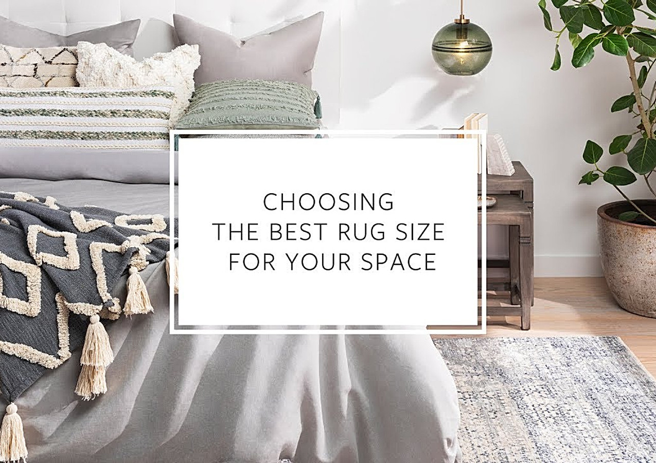 Best rug size