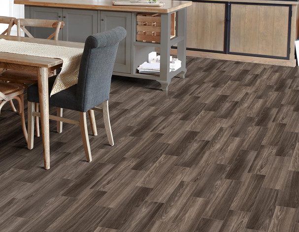 Tarkett EasyLiving Hickory_Grizzly_14573