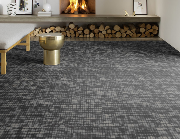 Milliken Carpet Tile Free Flow Reflectio