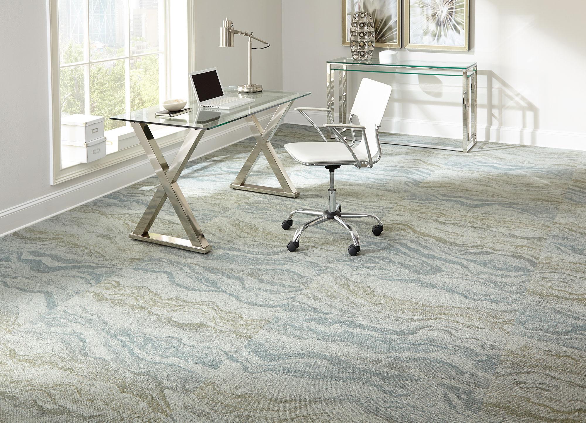 Milliken Shoreline Tile SHR71-101 Verdant