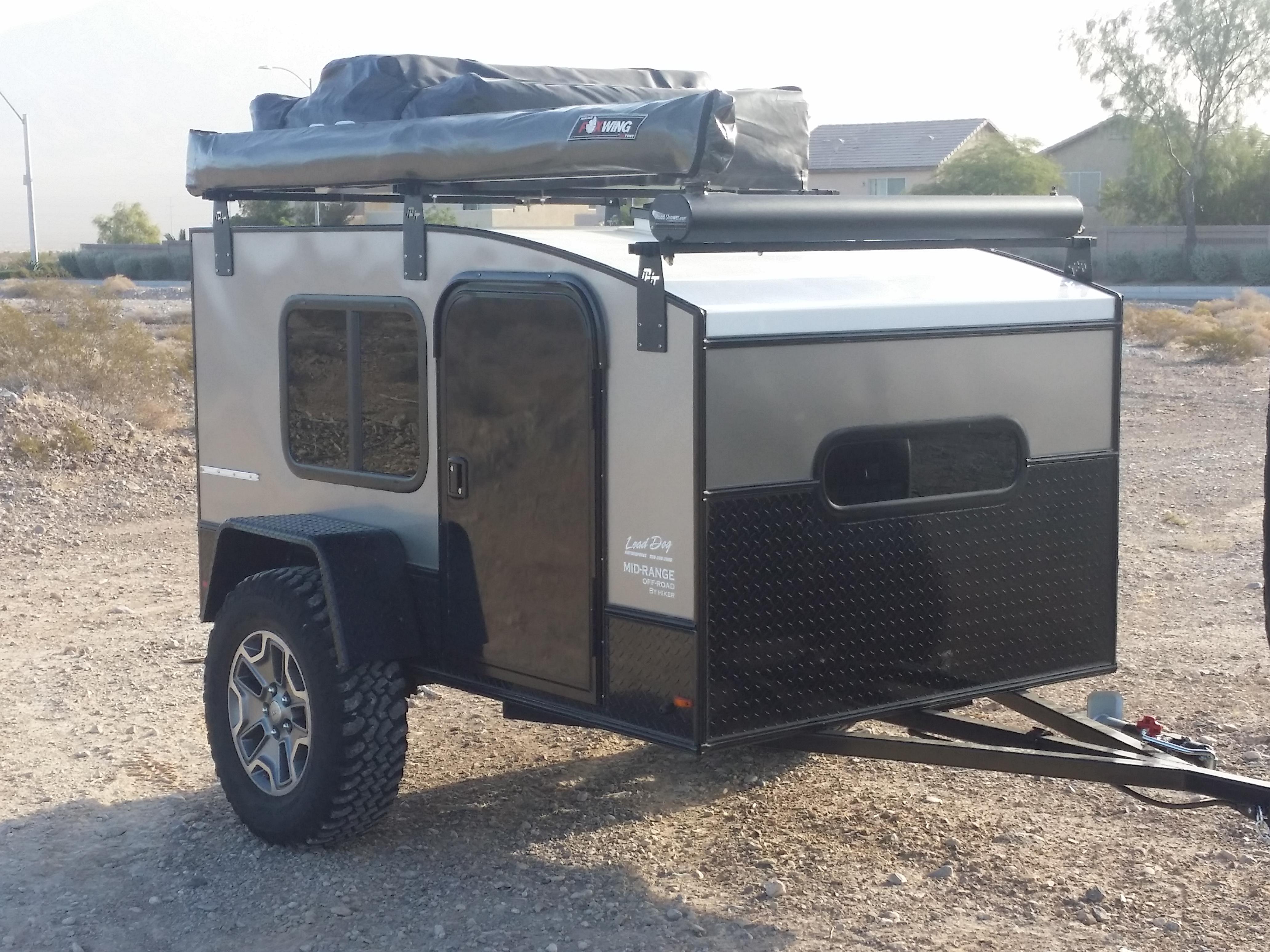 MED DUTY | leaddogmotorsports, Off Road Trailer, Jeep