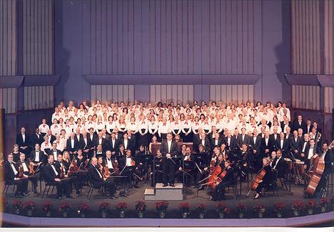 Sarasota Choral Society Van Wezel  2000