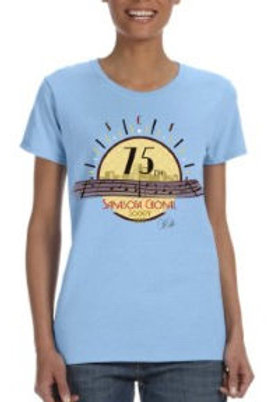 Women's SCS 75th Anniversary T-shirt