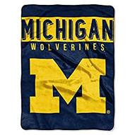 University of Michigan Stadium Blanket