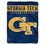 Georgia Tech Stadium Blanket