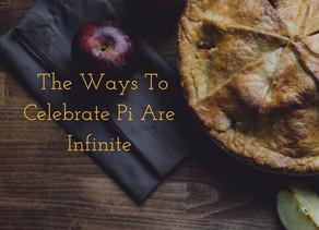 Four Ways to Celebrate Pi Day!