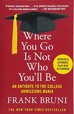 Where You Go Is Not Who You'll Be: A