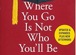 """The Top 4 """"Must Reads"""" When Starting the College Journey"""