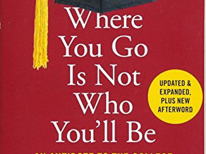 """The Top """"Must Reads"""" When Starting the College Journey"""
