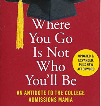 "The Top ""Must Reads"" When Starting the College Journey"