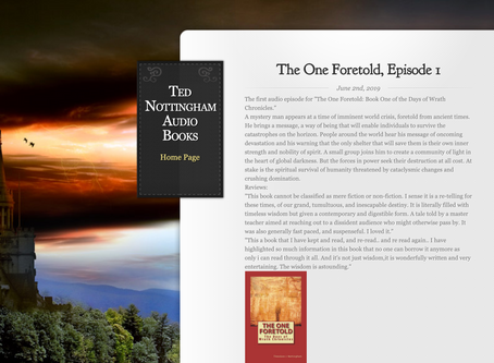 Audiobooks Episodes now available