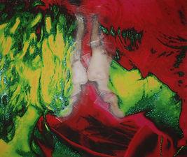 Competizione 101x119(2005foto su tela+in