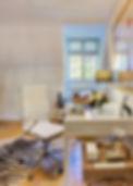 Jennie Schmid Design, Interior Design, Designer, Switzerland, Lausanne, Villa, Portfolio, home office