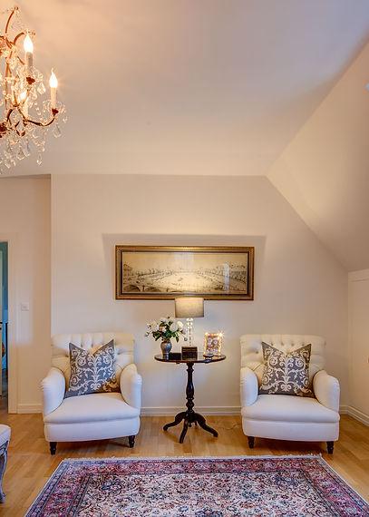 Jennie Schmid Design, Interior Design, Designer, Switzerland, Lausanne, Villa, Portfolio, bedroom