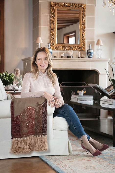 Portrait of Jennie Schmid, Home Interiors by Jennie Schmid Design
