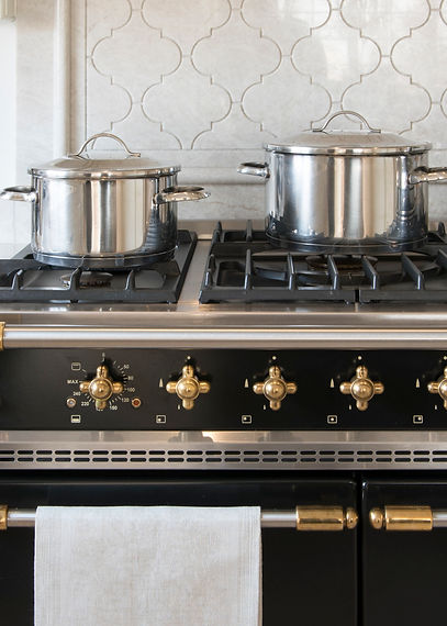 Jennie Schmid Design, Interior Design, Designer, Switzerland, Lausanne, Villa, Portfolio, kitchen, Oven from La Canche