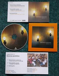 NSLO - Sururus Perdidos CD Pack 3 WEB.jp