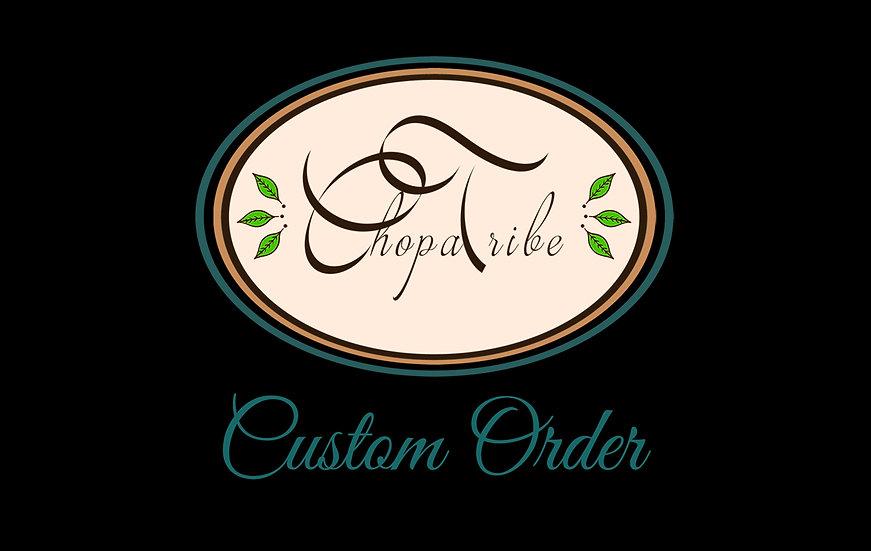 Custom Order for Randy