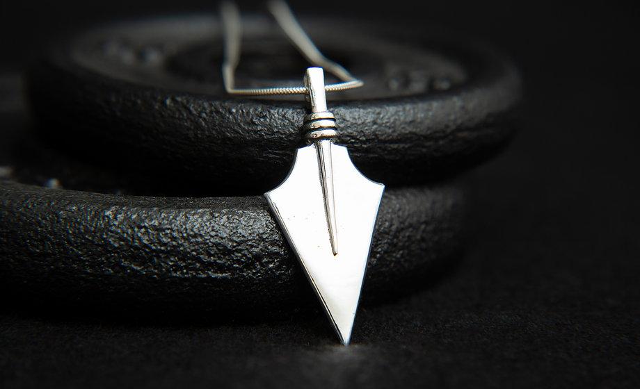molax Chopa Tribe Kiki Pendant 925 sterling silver