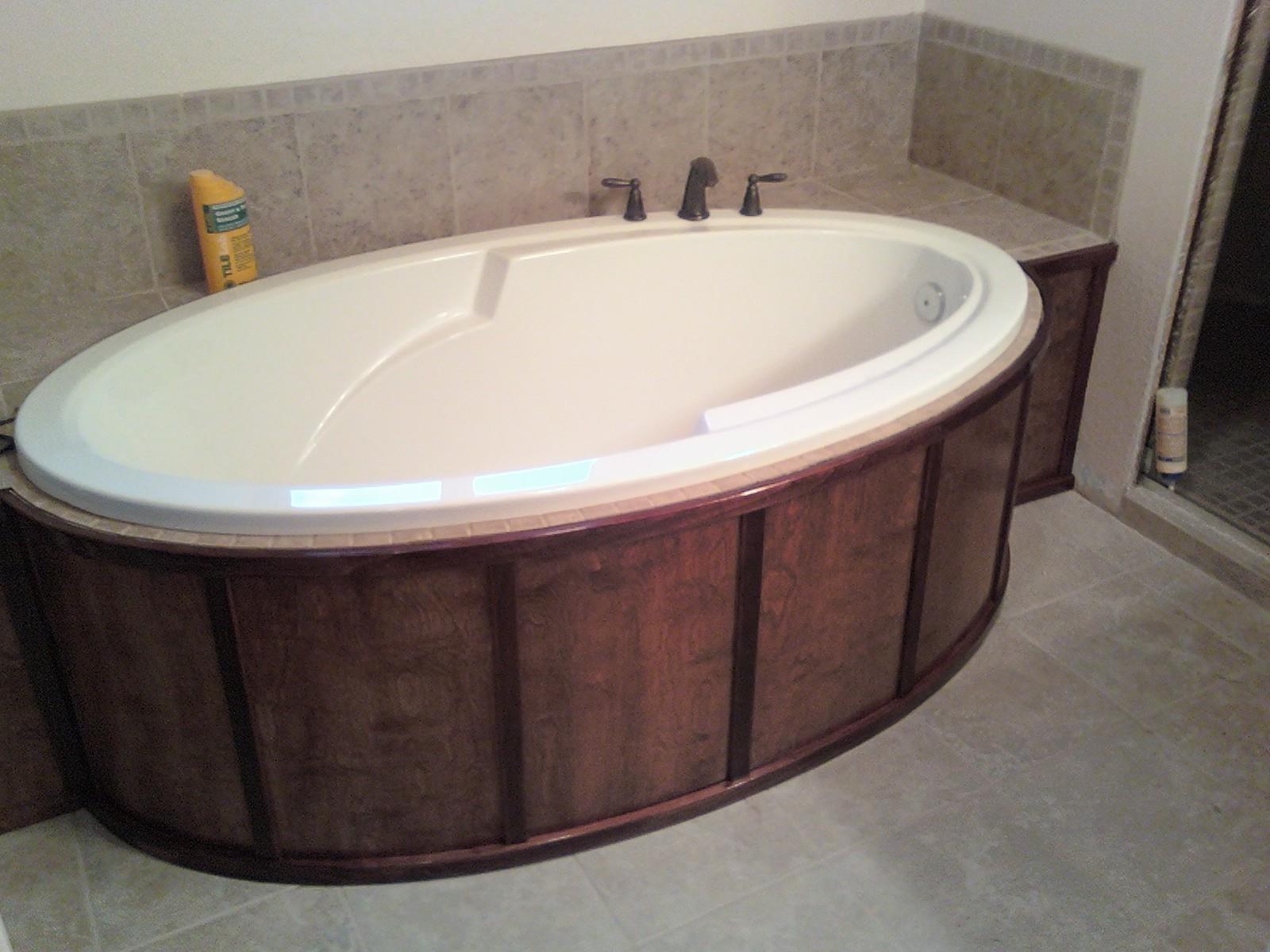 mast tub complete