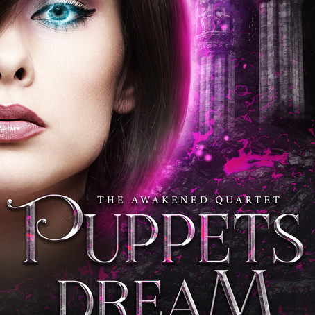 Puppets Dream: Cover Reveal