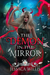 TheDemonInTheMirror_Cover_CoverArtByRuxa